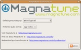 Screenshot-Magnatune Preferences